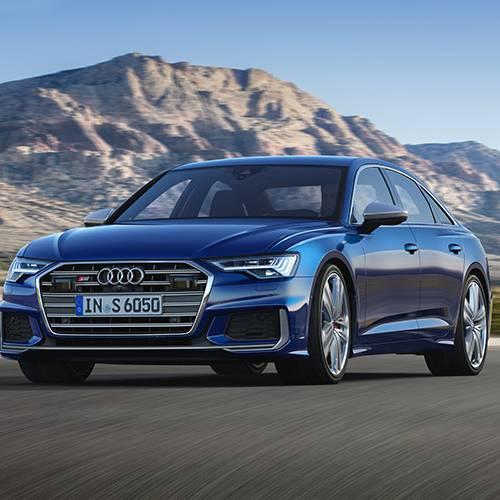 Los nuevos Audi S6 y Audi S7 Sportback incorporan mecánicas microhíbridas