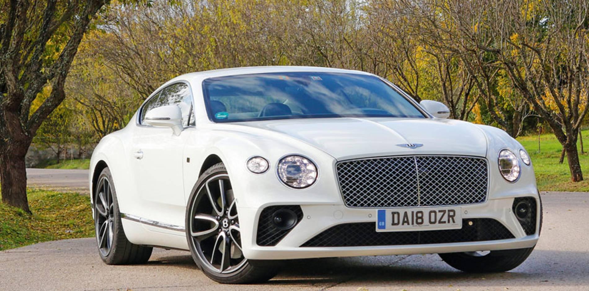 Prueba superclase, Bentley Continental GT First Edition, la joya más veloz