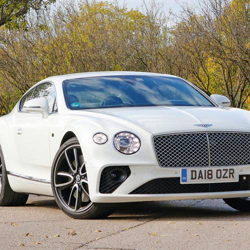 Prueba superclase, Bentley Continental GT First Edition, la joya más veloz