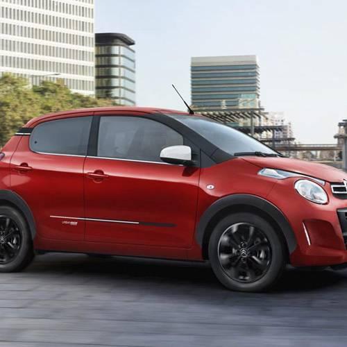 El Citroën C1 Urban Ride, el mejor complemento para disfrutar de la ciudad