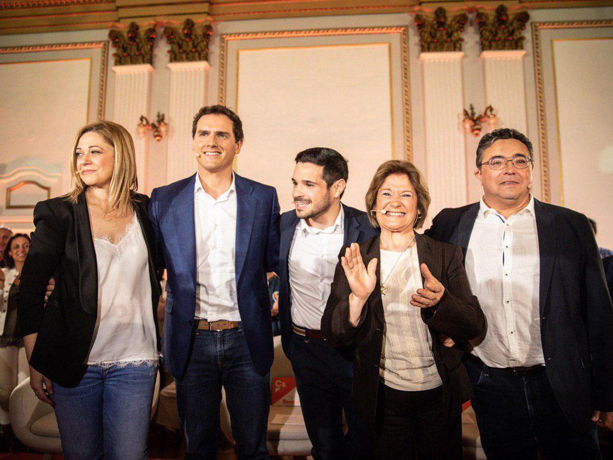 Ciudadanos Elecciones 28A