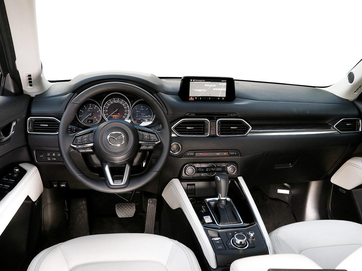 Comparativa Mazda CX-5
