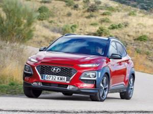 6.- Hyundai Kona