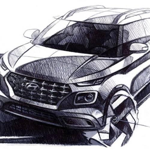 Hyundai Venue, la firma coreana prepara un SUV urbano por debajo del Kona