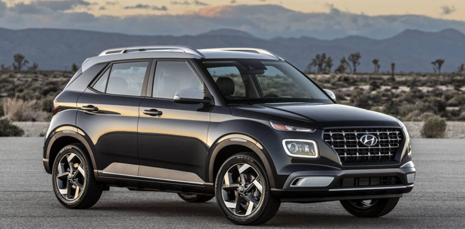 Hyundai Venue, un mini Kona al asalto de mercado yanqui, ¿y el europeo?