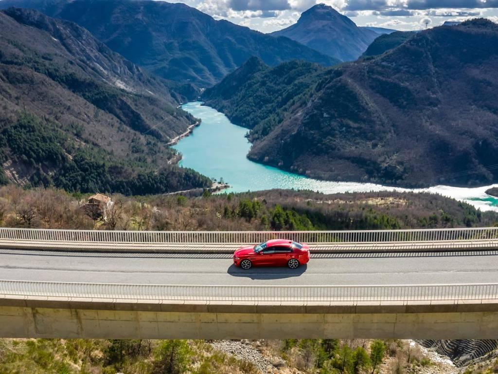 prueba Jaguar XE 2019