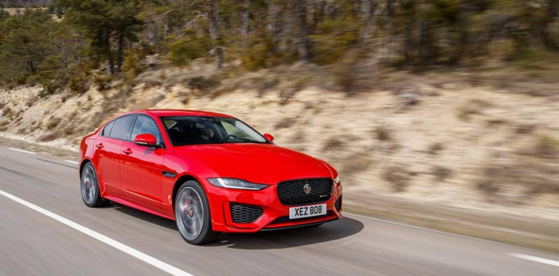 Probamos el nuevo Jaguar XE, la rejuvenecida berlina británica