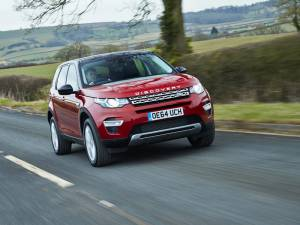 6.- Land Rover Discovery Sport