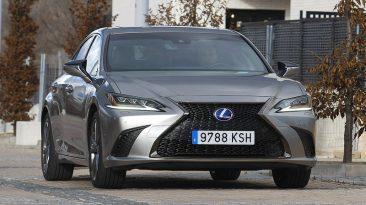 Lexus ES 300h F Sport 2019
