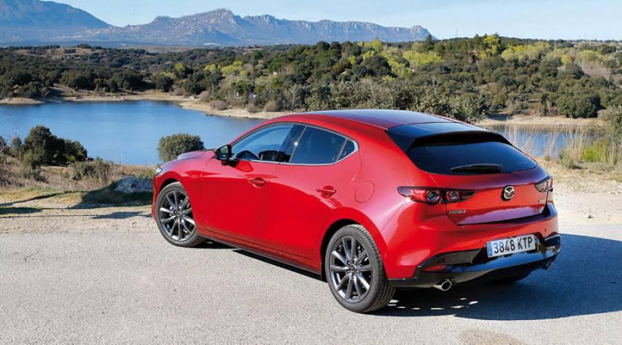 Mazda Skyactiv-X, la nueva generación de motores promete un 30 % menos de consumo