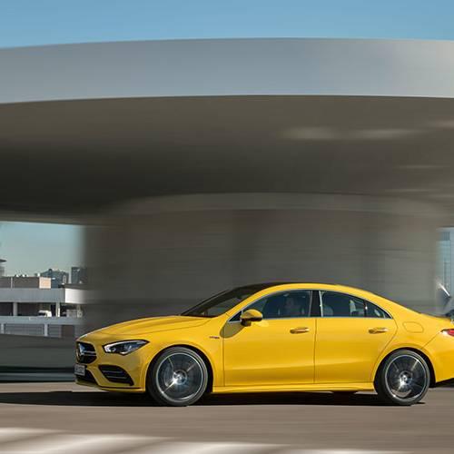 Llega el Mercedes-AMG CLA, una cuestión de sensaciones