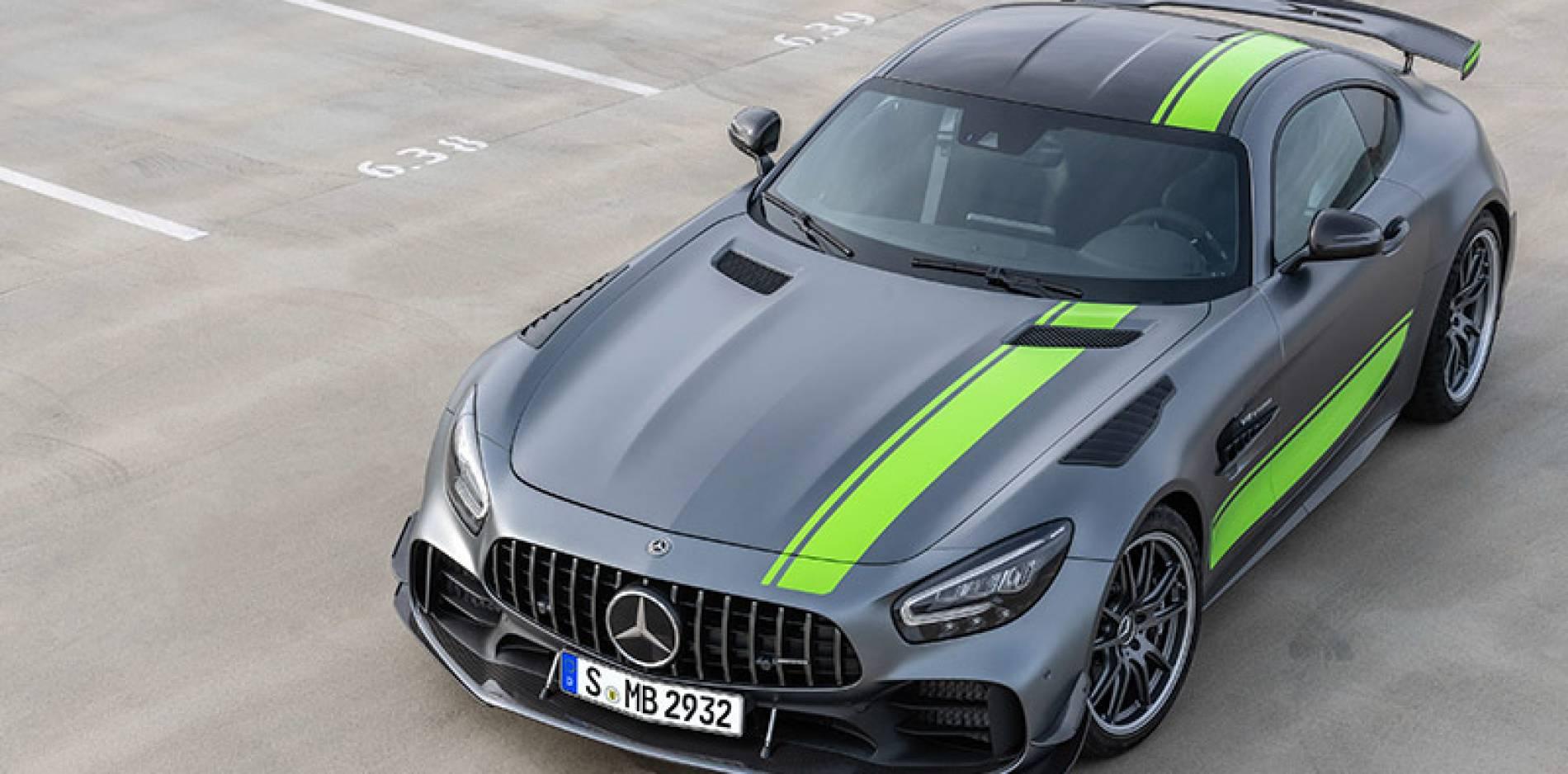 El Mercedes-AMG GT afina su garra en su renovación