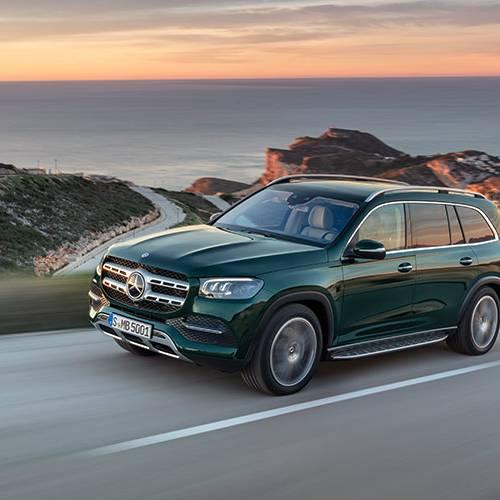 Mercedes-Benz GLS, se renueva la estrella de los SUV