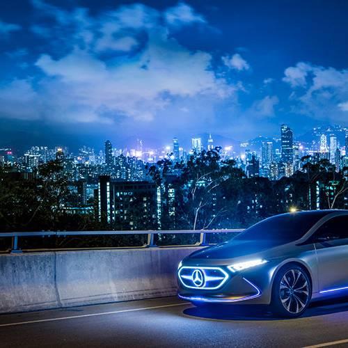 El BMW i2 y el Mercedes EQA podrían ser los primeros modelos que desarrollen juntos