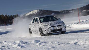 Opel Corsa pruebas