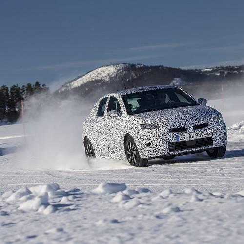 El nuevo Opel Corsa se deja ver en su última fase de pruebas