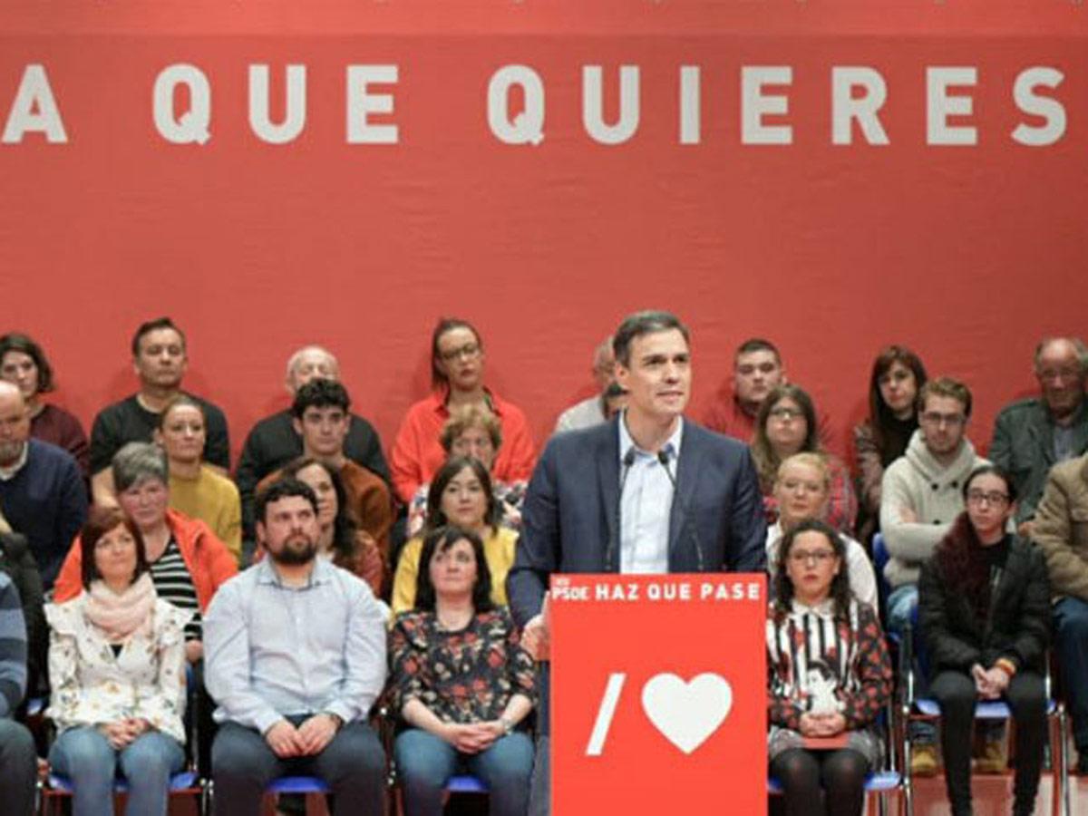 PSOE Elecciones 28A