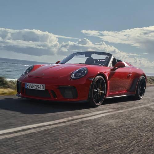 El Porsche 911 Speedster edición limitada ya tiene precio: 308.743 euros