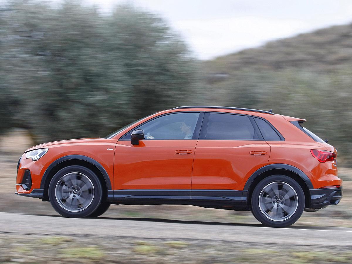 Prueba Audi Q3 2019