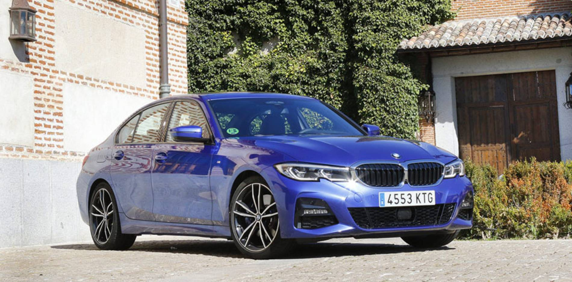Probamos el nuevo BMW 330i, golpe de autoridad