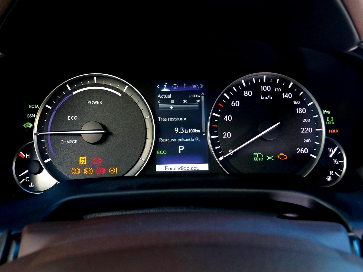 Prueba Lexus RX450h L 2019