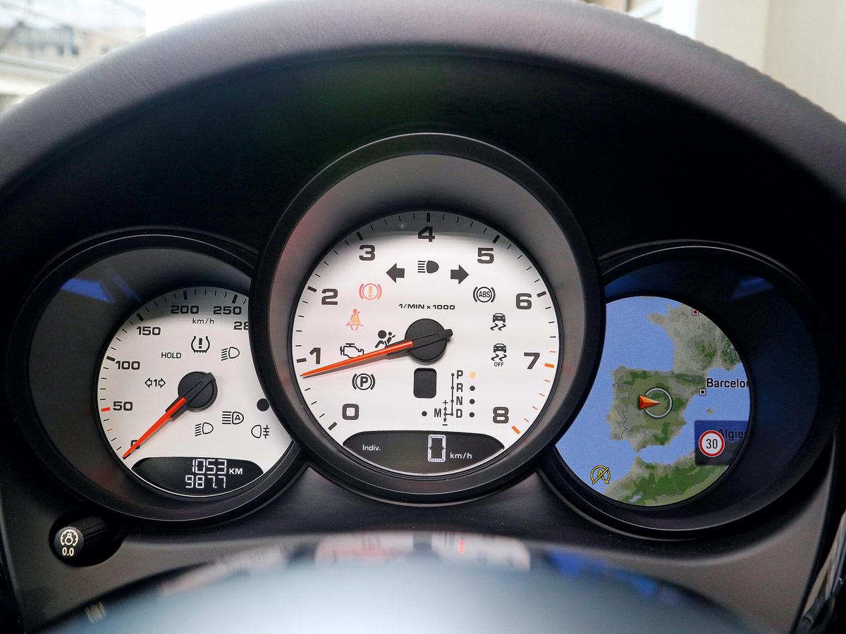 Prueba Porsche Macan 2019