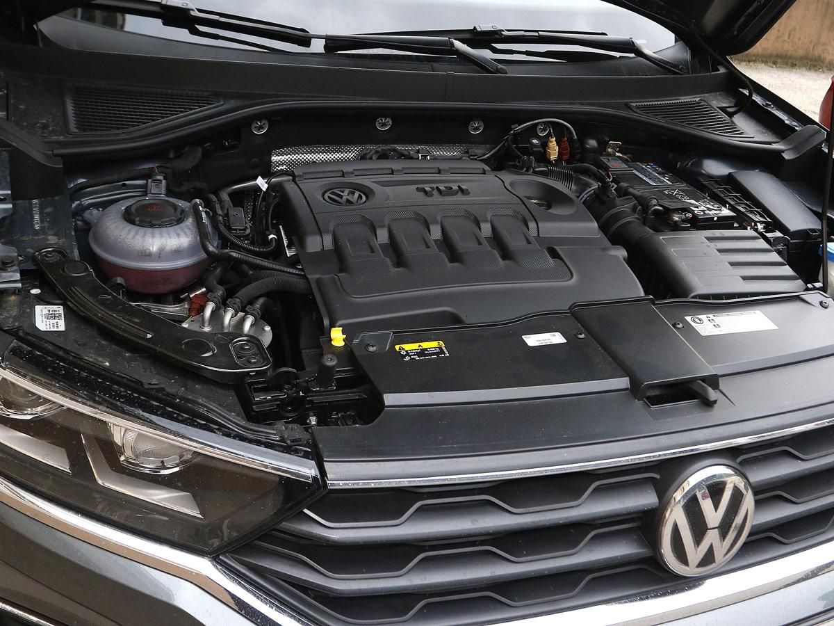 Prueba Volkswagen T-Roc