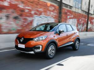 4.- Renault Captur