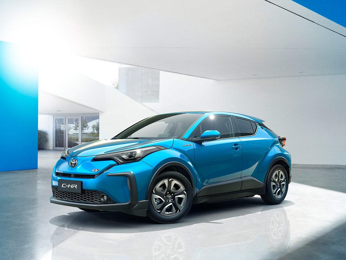Toyota CH-R Eléctrico