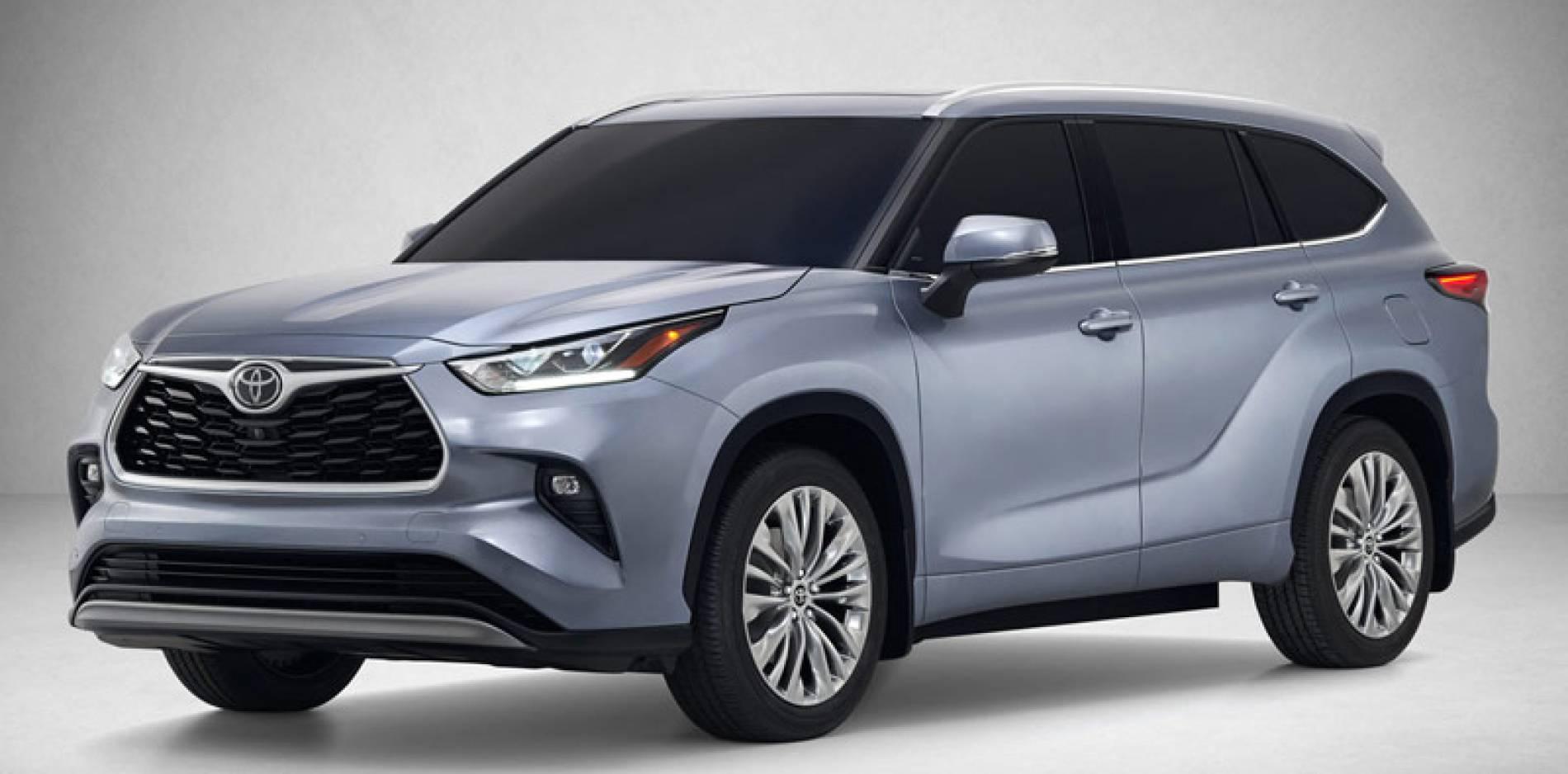 El Toyota Highlander llega con hasta 8 asientos disponibles