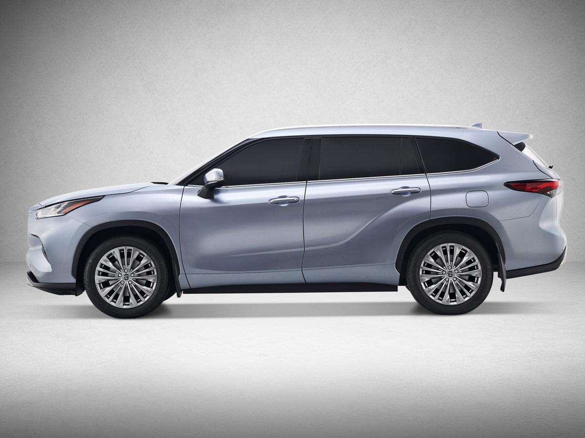 Toyota Highland 2019