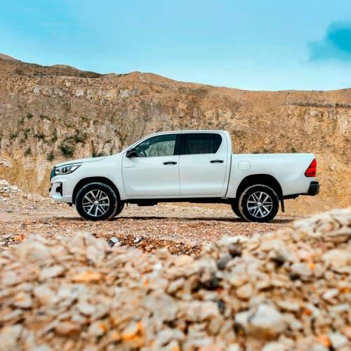 Toyota Hilux Special Edition, en busca del segmento premium