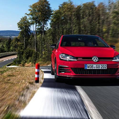 Sale a la venta el Volkswagen Golf GTI TCR, de los circuitos a la calle