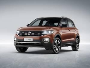 1.- Volkswagen T-Cross