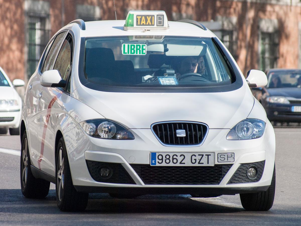 matricula taxi
