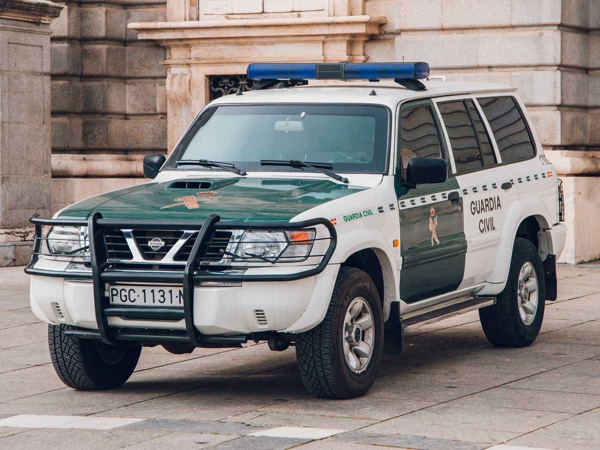matrículas coches del estado