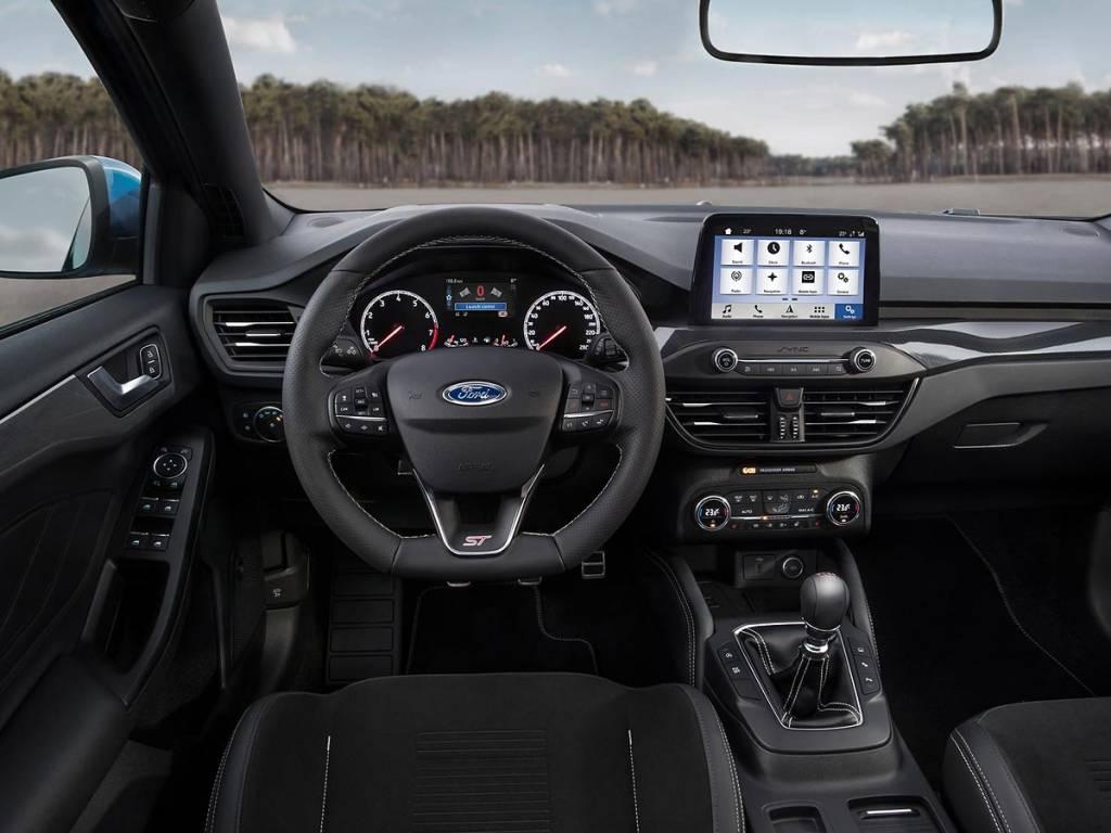 interior Ford Focus 2019