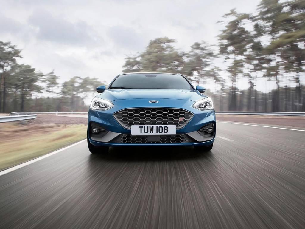 prestaciones Ford Focus ST 2019
