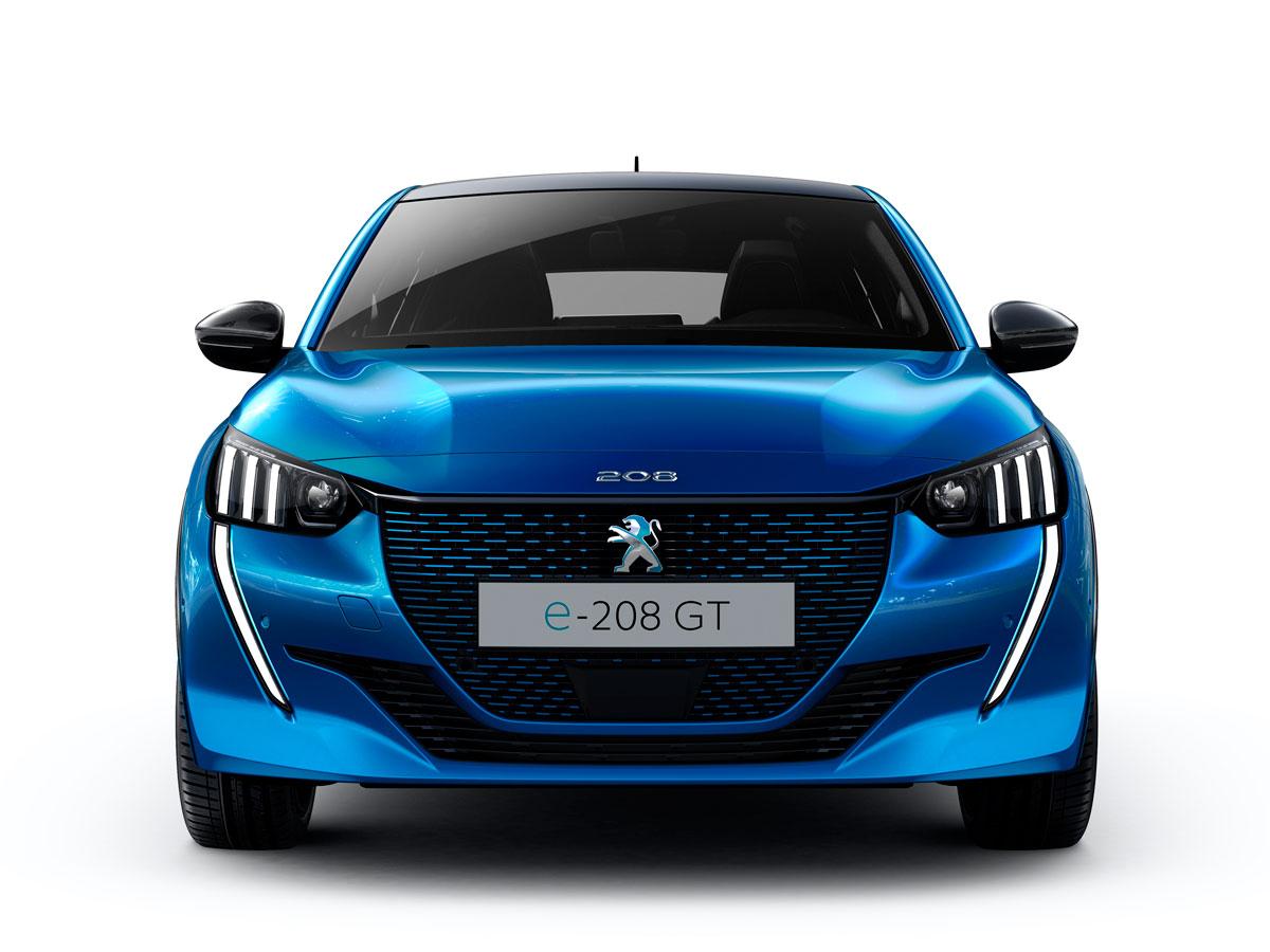 Nuevo Peugeot 208 y e-208