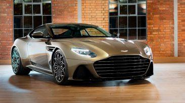 Aston Martin DBS Superleggera OHMSS Edition