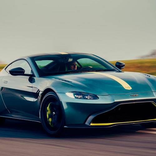 Aston Martin Vantage AMR, un sueño surgido de la competición