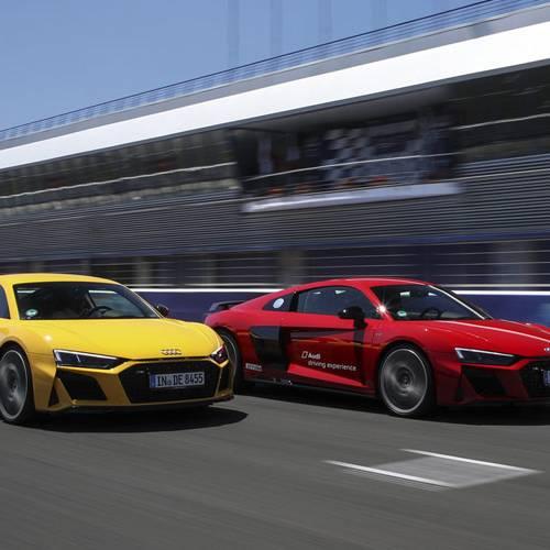 Audi Driving Experience, mejorar al volante con una sonrisa en la boca