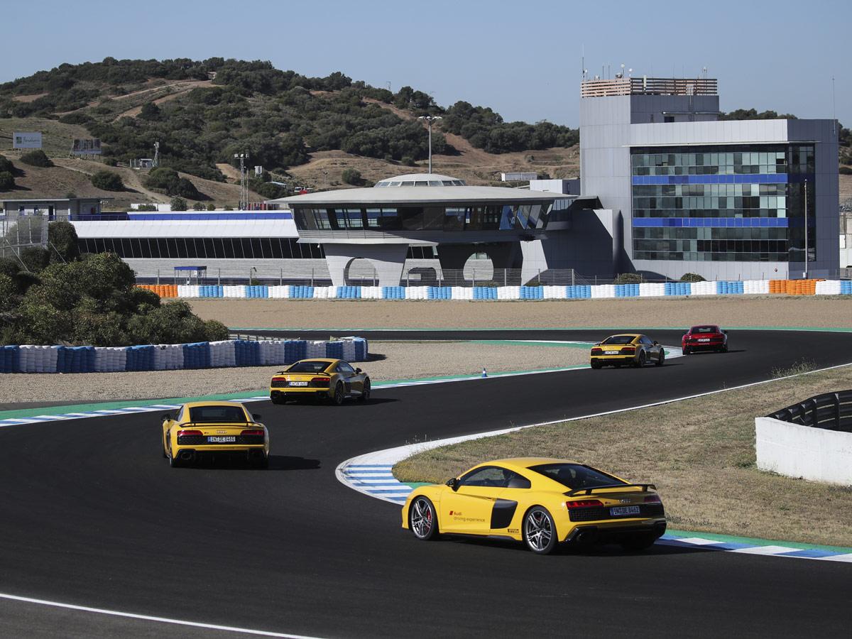 Audi Driving Experience Jerez 2019