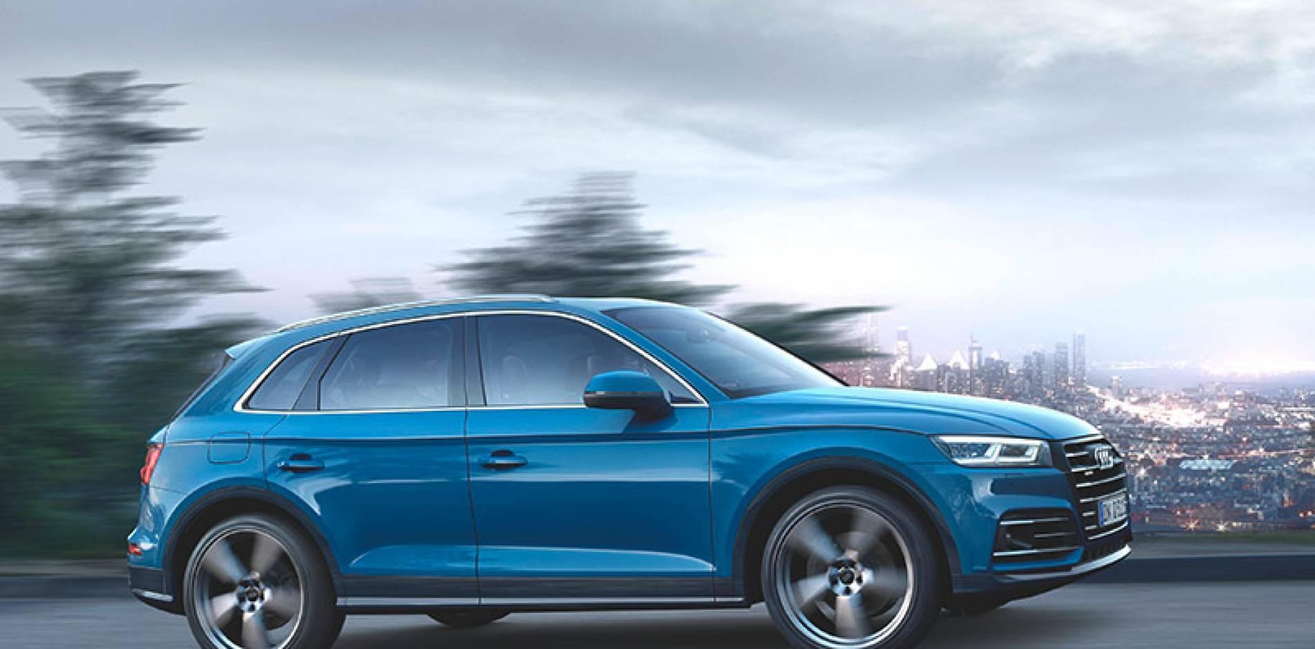 El Audi Q5 TFSIe quattro estrena la nueva generación de híbridos enchufables