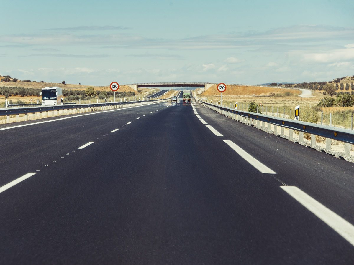 Autovías peaje