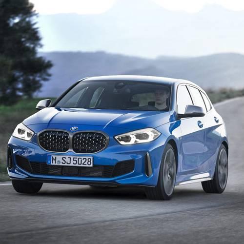 Así se presenta el nuevo BMW Serie 1, redobla la apuesta