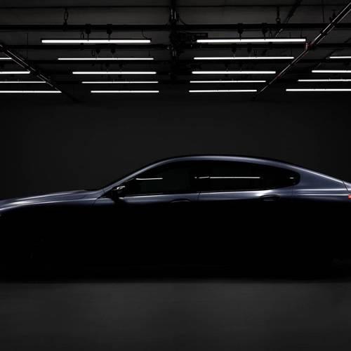Confirmada la llegada del BMW Serie 8 Gran Turismo que se presentará a finales de junio