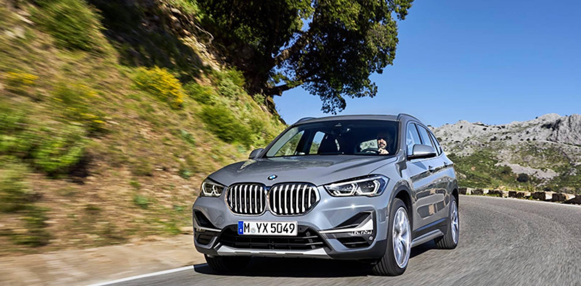 BMW X1, así se muestra la renovación de un bestseller