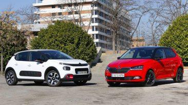 Comparativa Citroën C3 vs Skoda Fabia