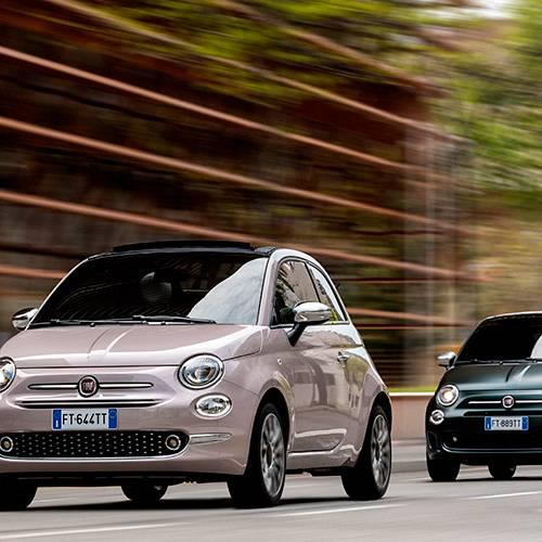 El Fiat 500 lanza nuevos acabados más equipados para seguir sumando éxitos